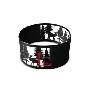 moose design firepit ring