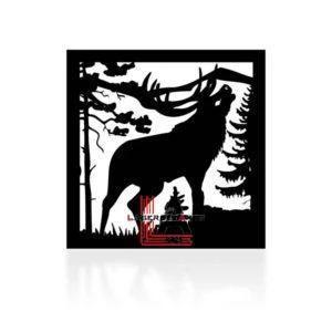 Elk Design Privacy Panel